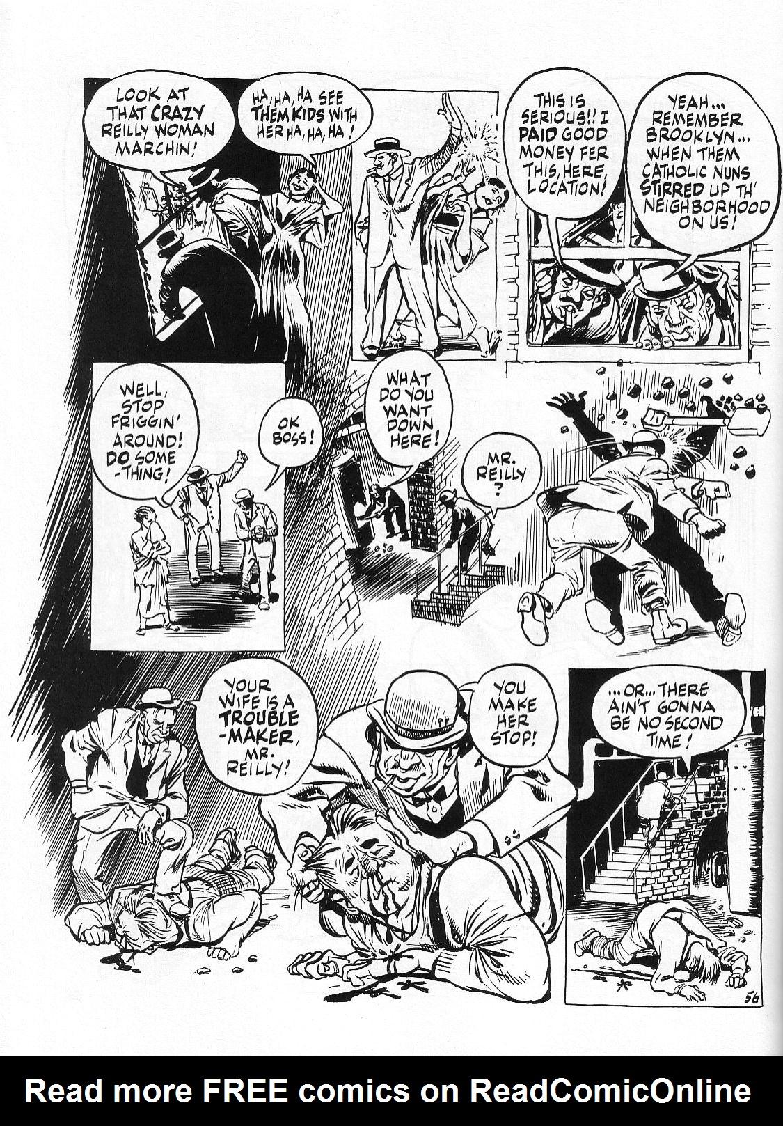 Read online Dropsie Avenue, The Neighborhood comic -  Issue # Full - 58