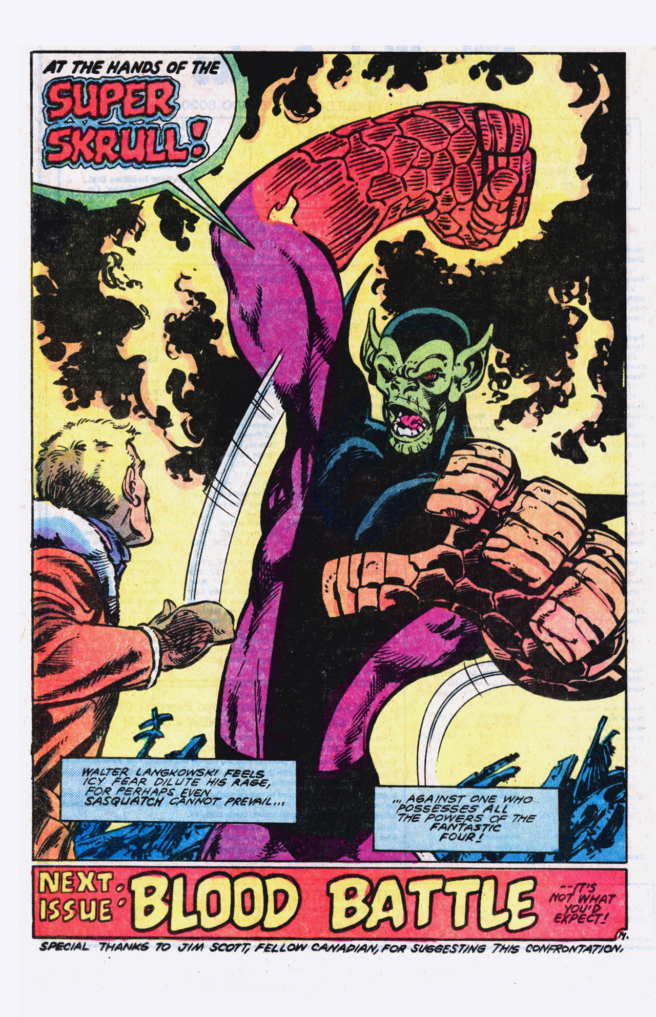 Read online Alpha Flight (1983) comic -  Issue #9 - 15