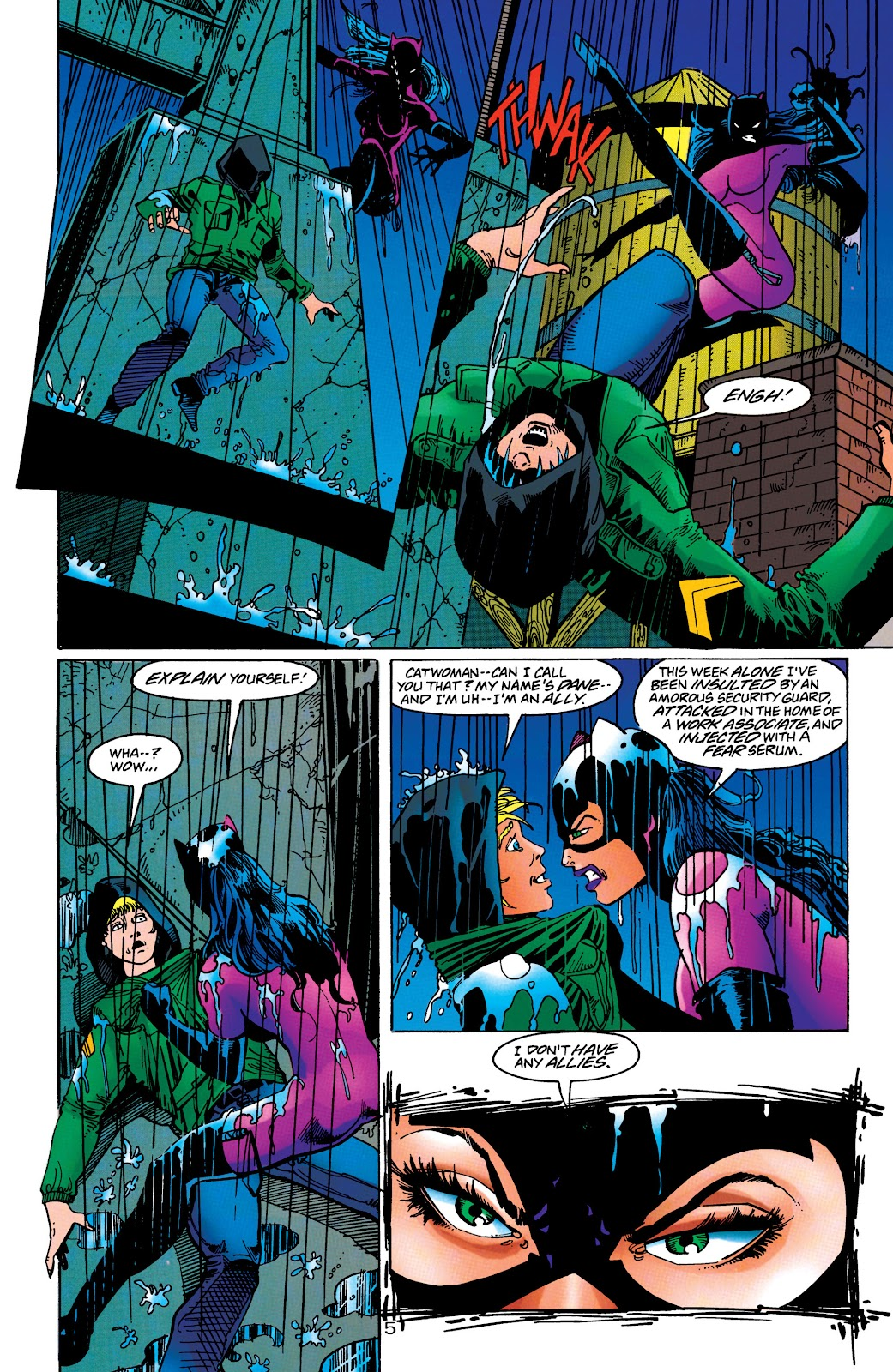 Catwoman (1993) Issue #59 #64 - English 6