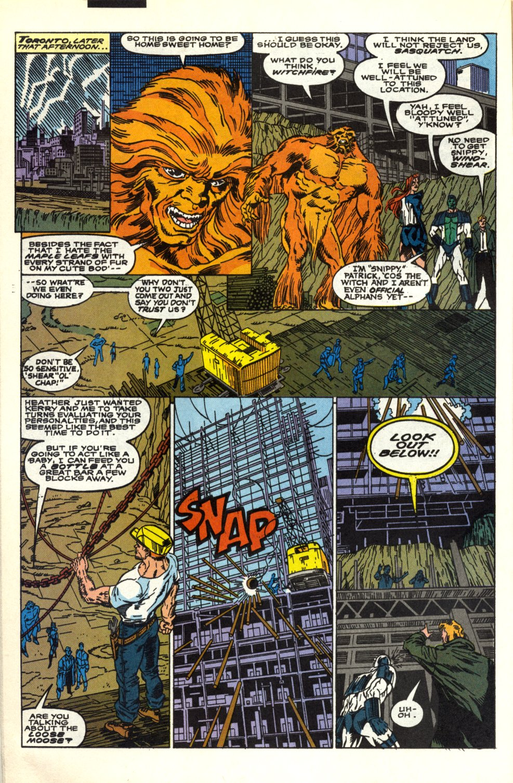Read online Alpha Flight (1983) comic -  Issue #91 - 12