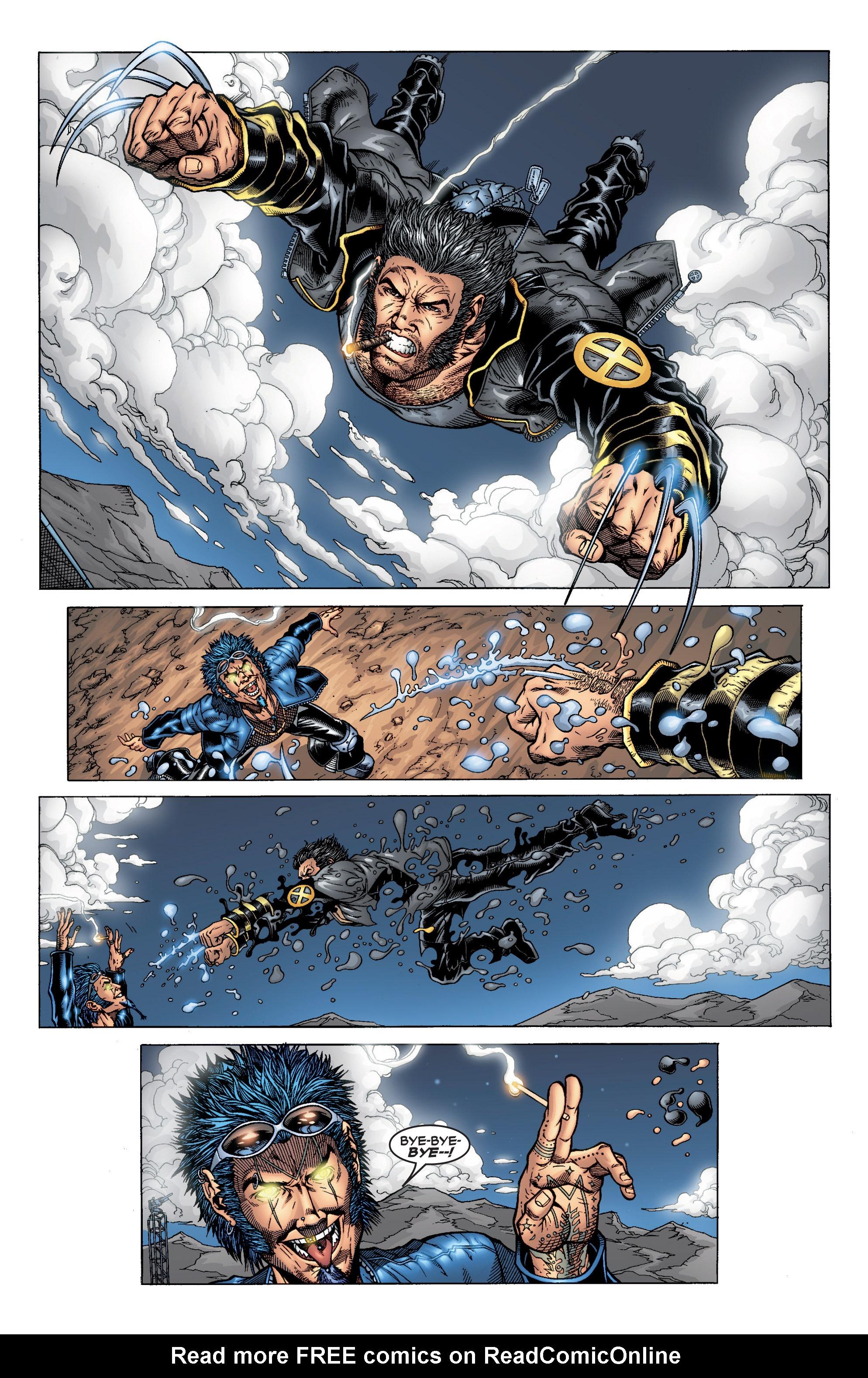 Read online Uncanny X-Men (1963) comic -  Issue #394 - 11