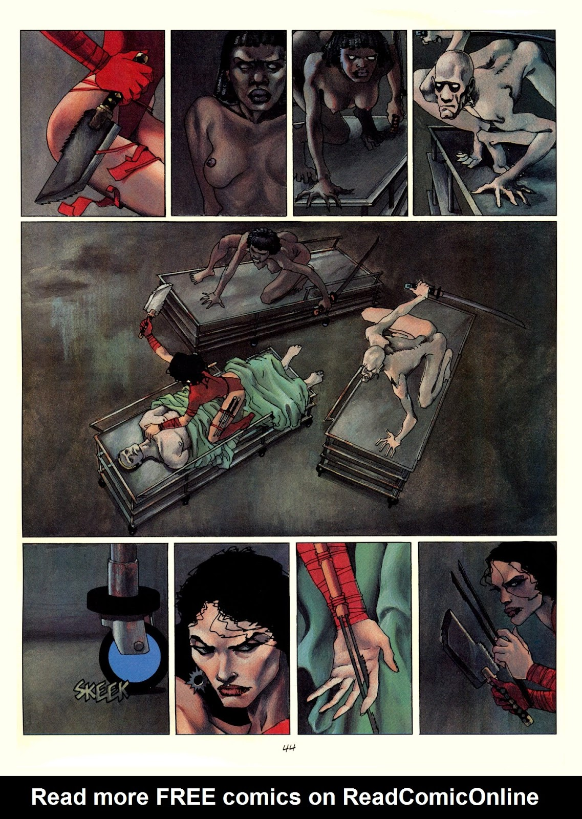 Elektra Lives Again issue Full - Page 51