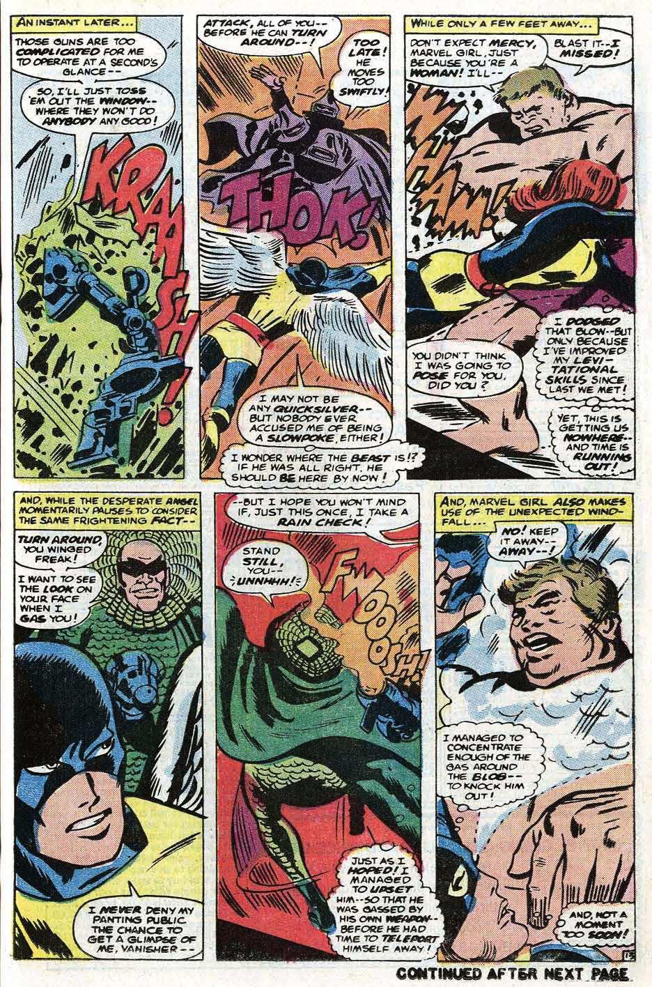 Uncanny X-Men (1963) 86 Page 20