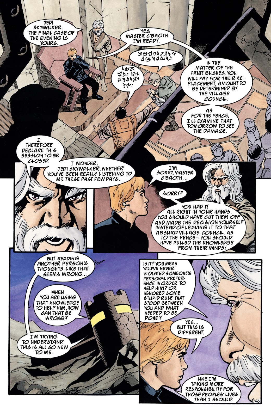 Read online Star Wars Legends: The New Republic - Epic Collection comic -  Issue # TPB 4 (Part 3) - 41