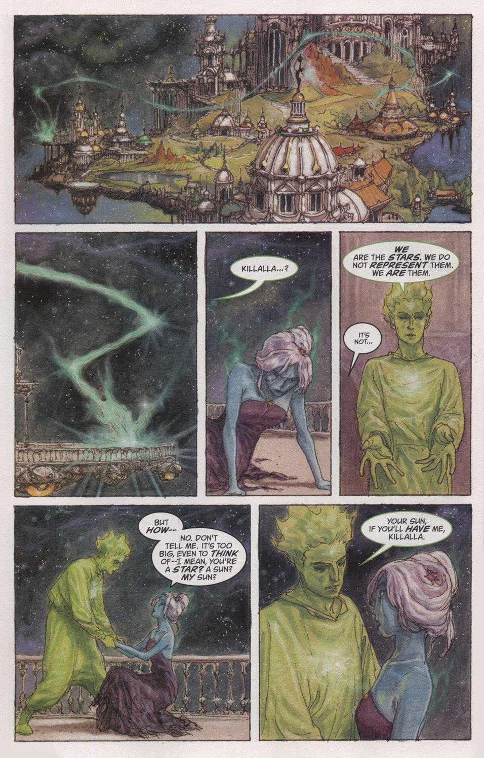 Read online The Sandman: Endless Nights comic -  Issue # _Special - 20