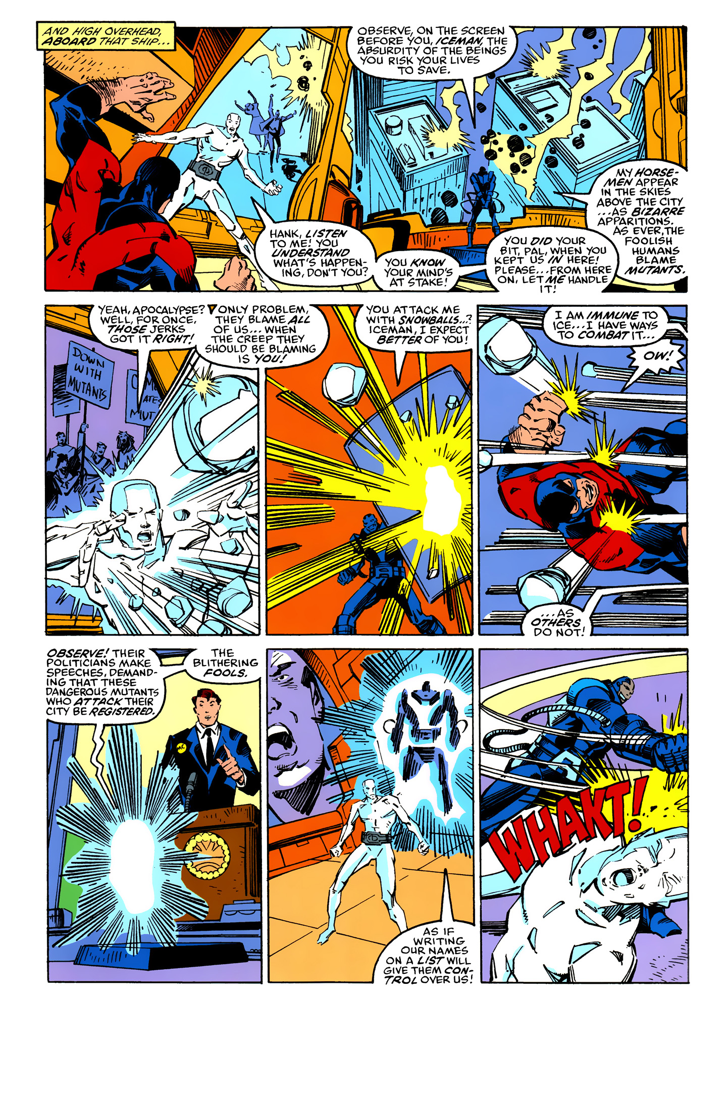 Read online X-Factor (1986) comic -  Issue #25 - 15