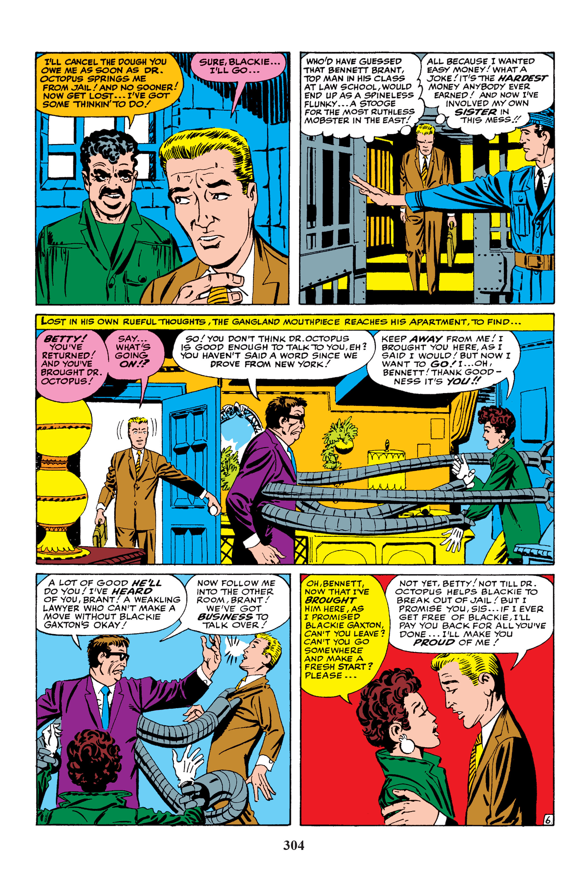 The Amazing Spider-Man (1963) 11 Page 6