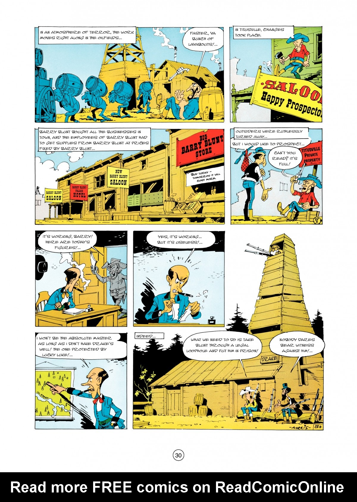 A Lucky Luke Adventure 5 Page 31