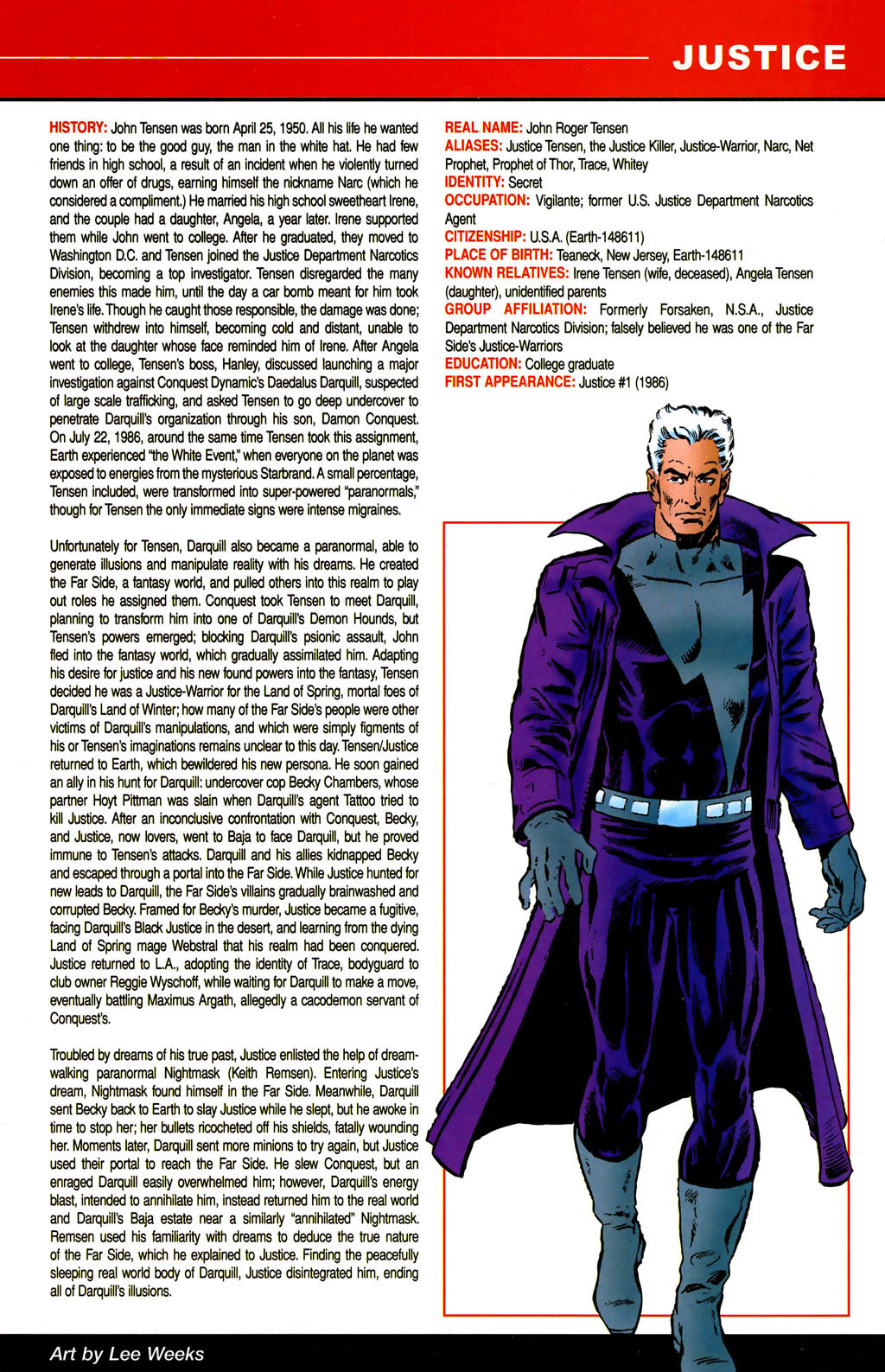Read online All-New Official Handbook of the Marvel Universe A to Z comic -  Issue #6 - 3