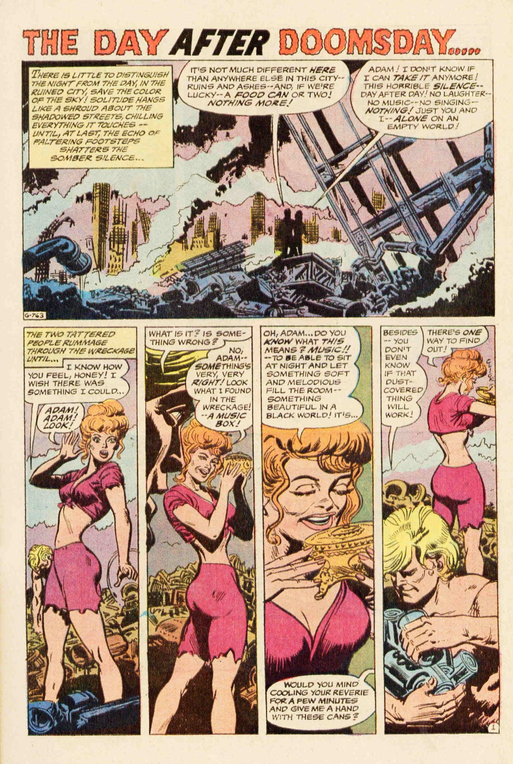 House of Secrets (1956) issue 95 - Page 23