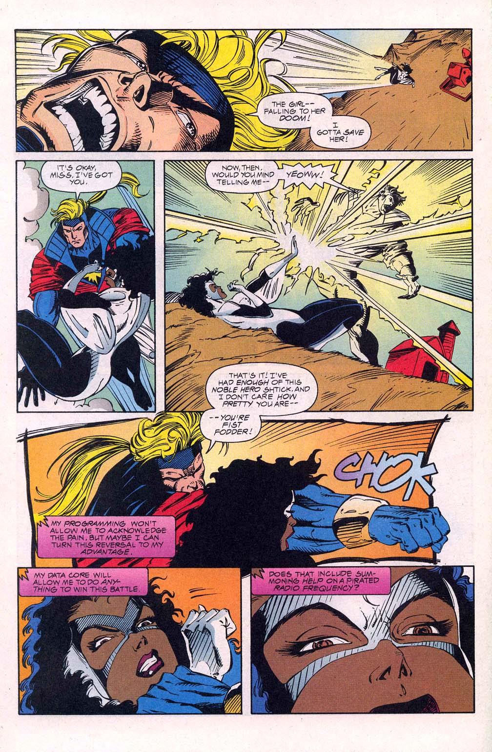 Avengers Unplugged issue 5 - Page 13
