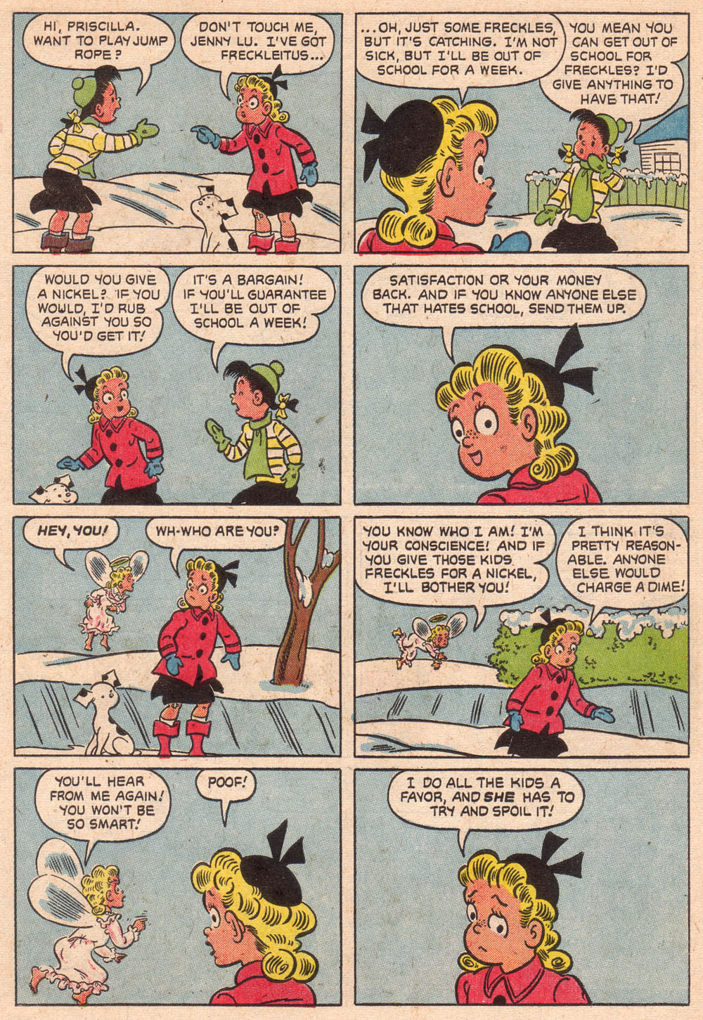 Four Color Comics issue 704 - Page 7
