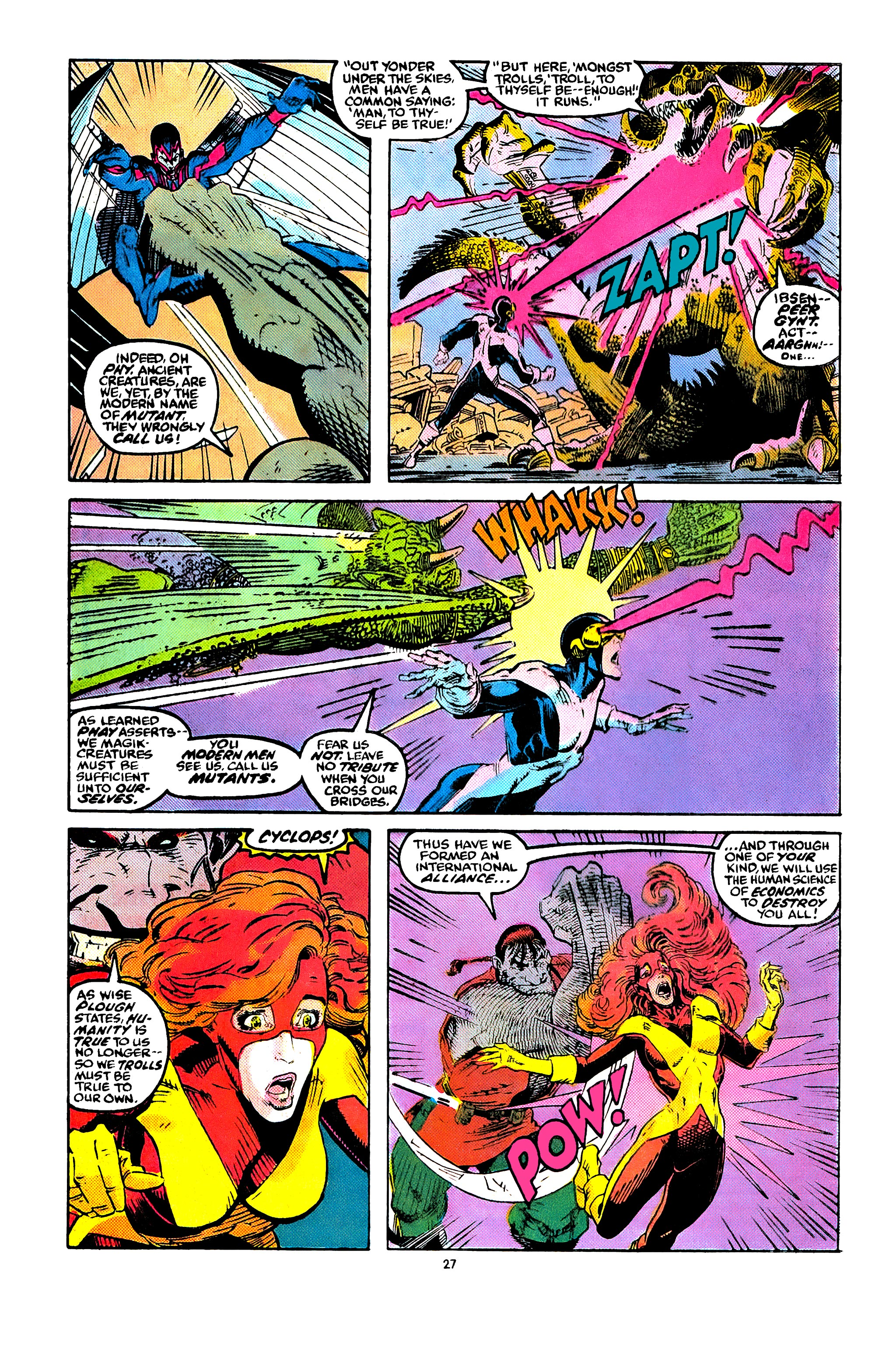 Read online X-Factor (1986) comic -  Issue #41 - 22