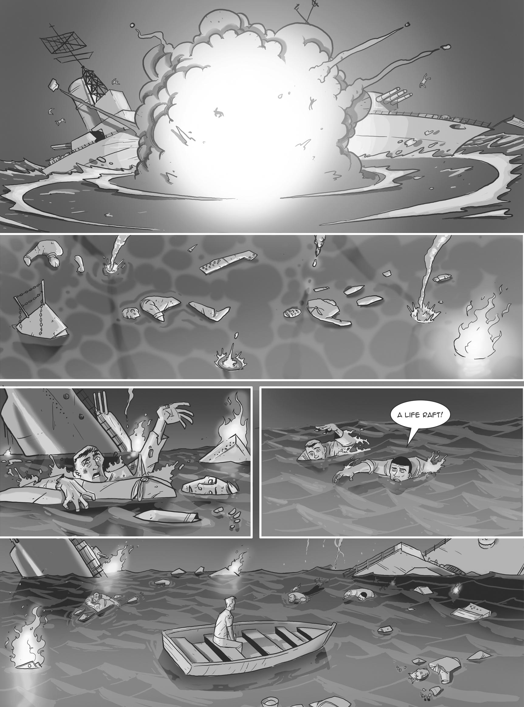 Read online FUBAR comic -  Issue #2 - 88