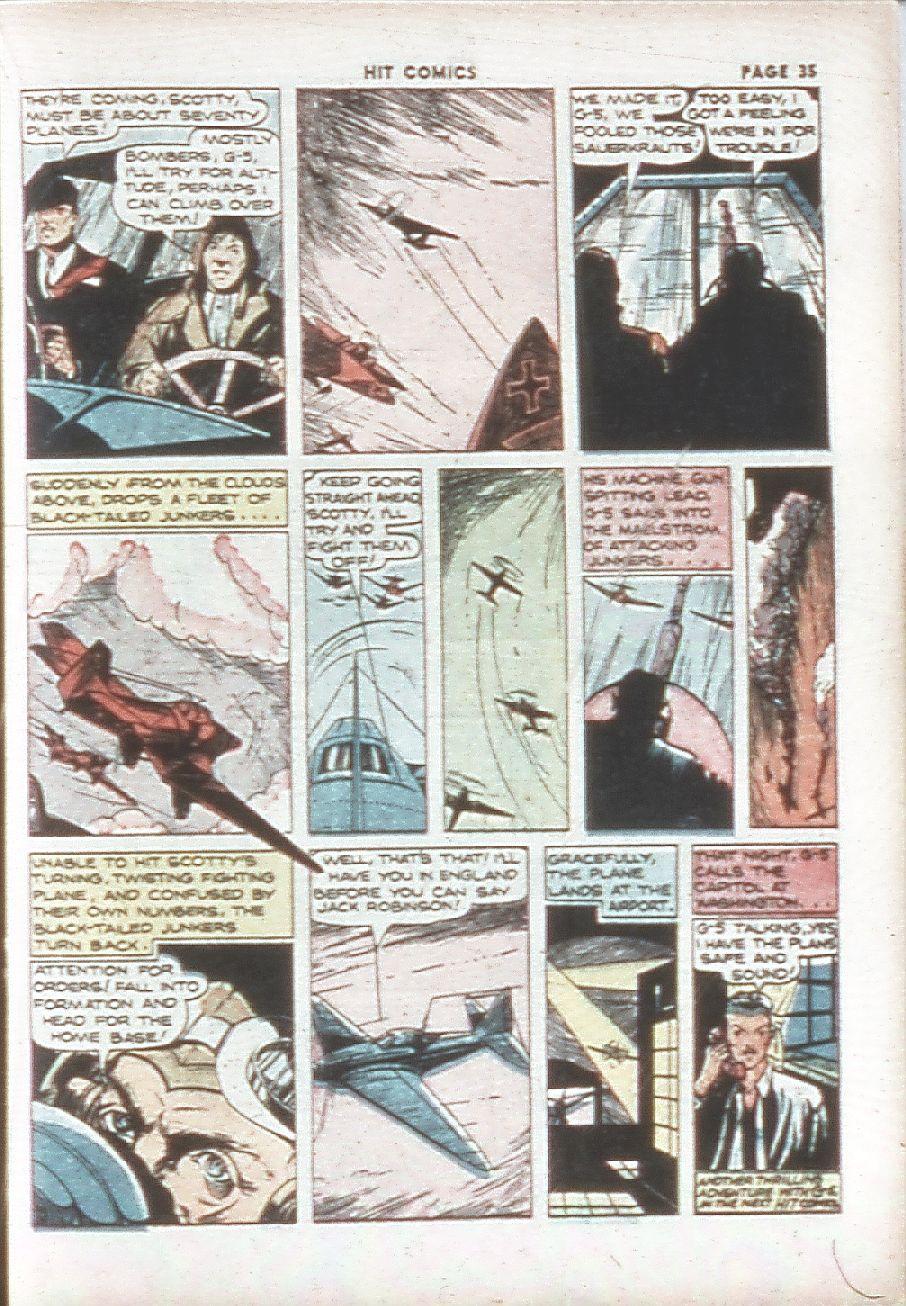 Read online Hit Comics comic -  Issue #7 - 37