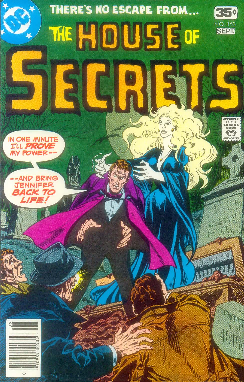 House of Secrets (1956) issue 153 - Page 1