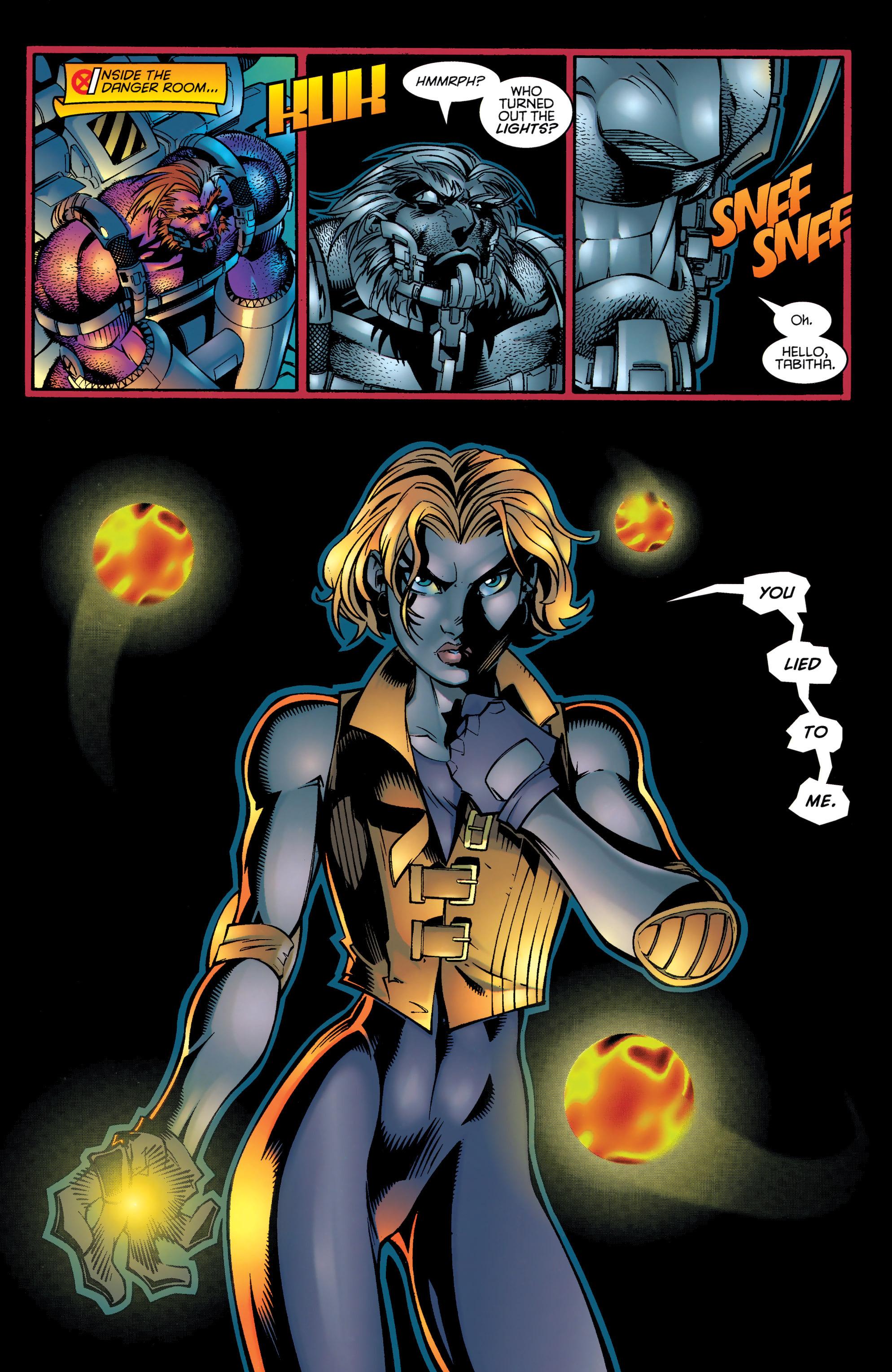 Read online Uncanny X-Men (1963) comic -  Issue #328 - 11