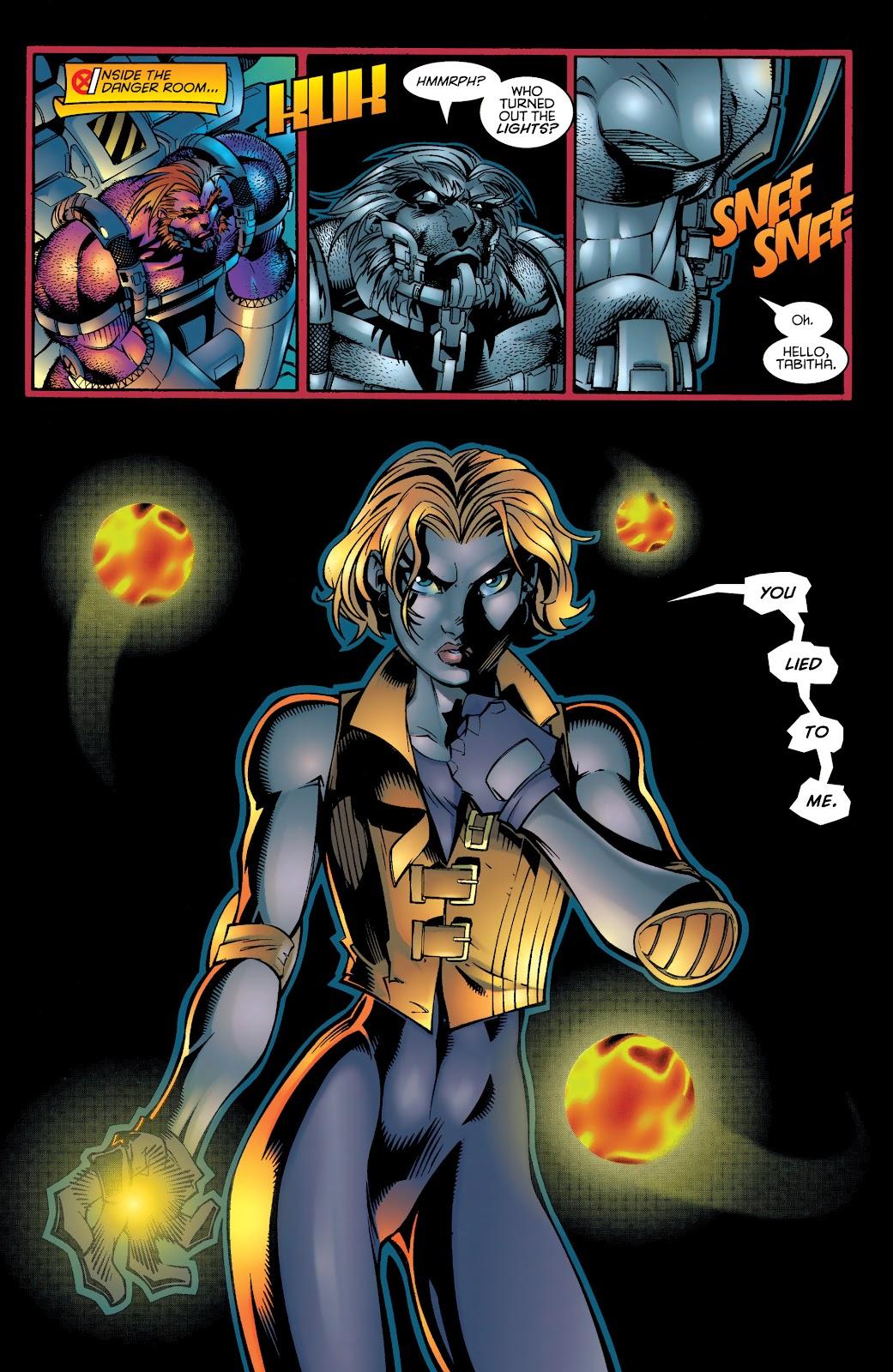 Uncanny X-Men (1963) issue 328 - Page 11