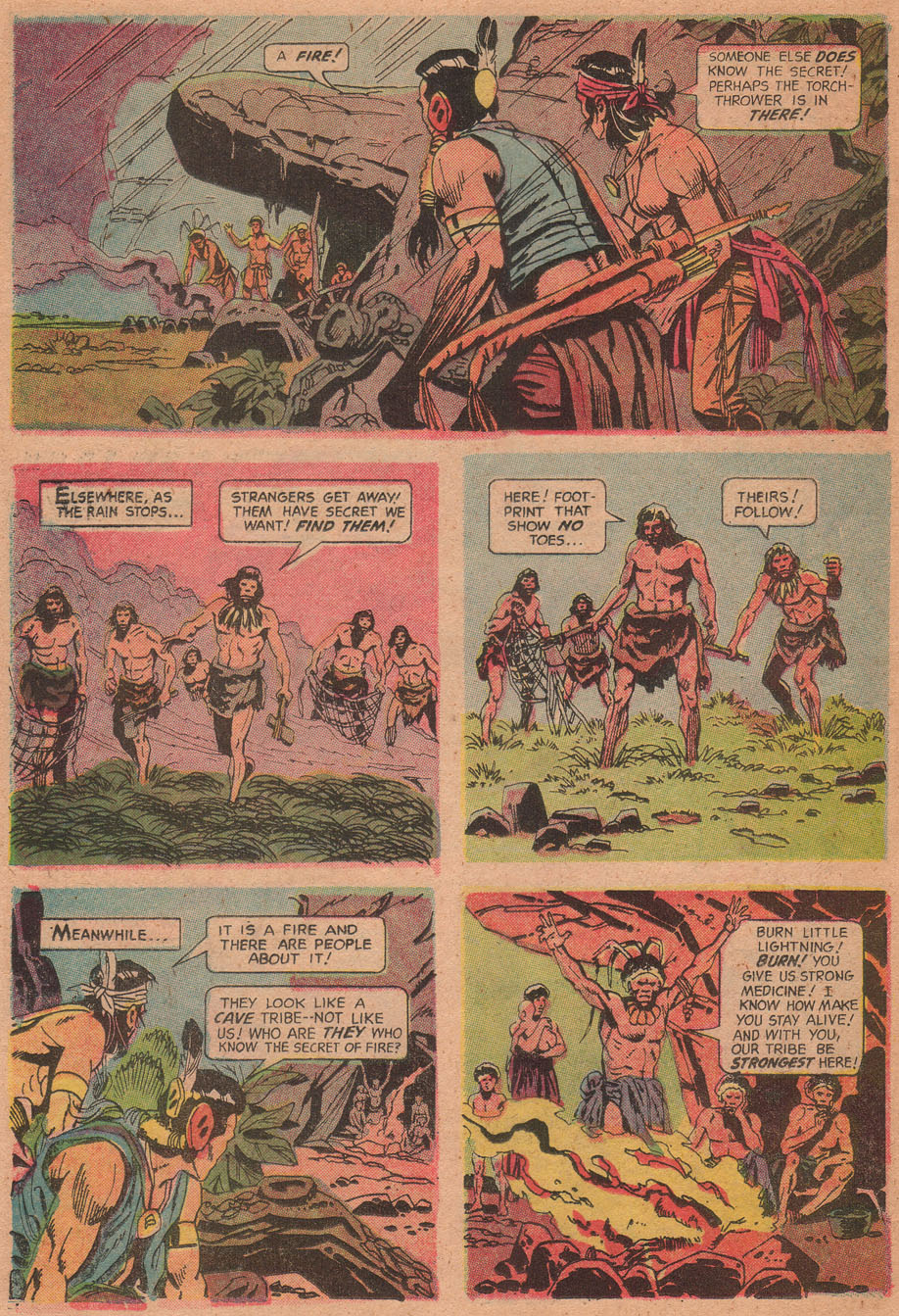 Read online Turok, Son of Stone comic -  Issue #73 - 22