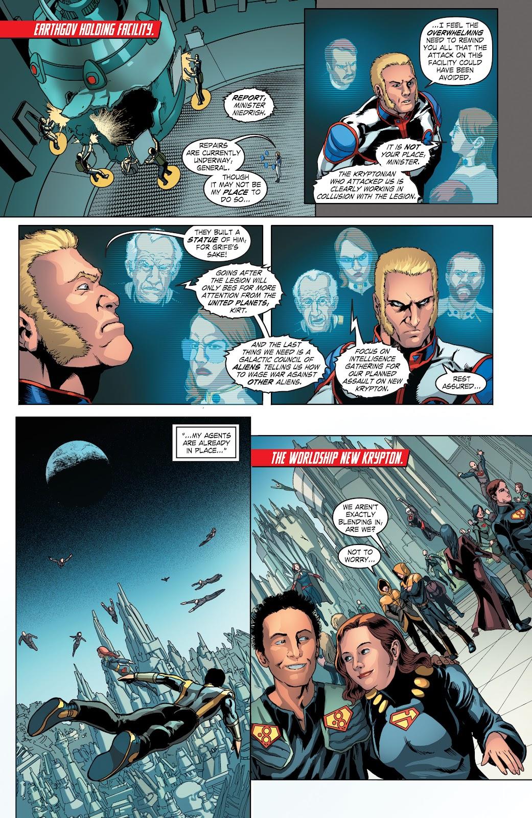 Read online Smallville Season 11 [II] comic -  Issue # TPB 4 - 44
