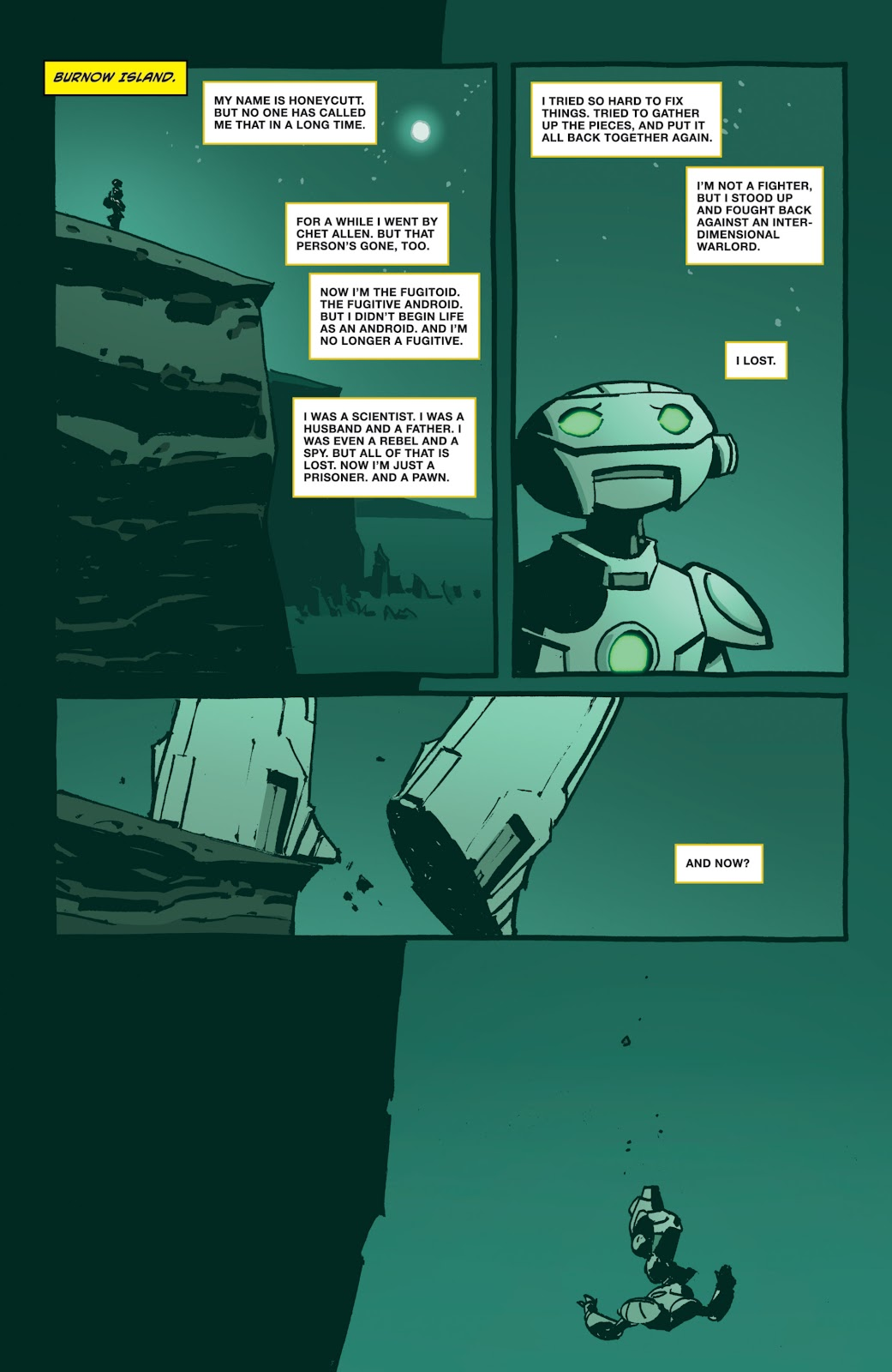Read online Teenage Mutant Ninja Turtles: The IDW Collection comic -  Issue # TPB 4 (Part 1) - 30