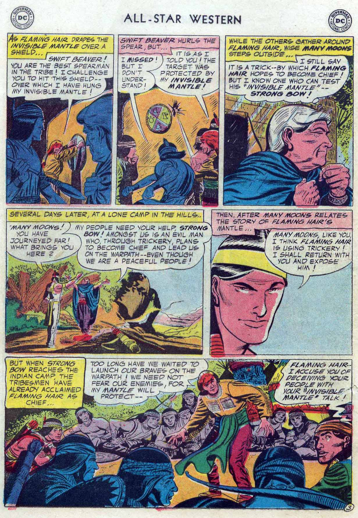 Read online All-Star Western (1951) comic -  Issue #85 - 14