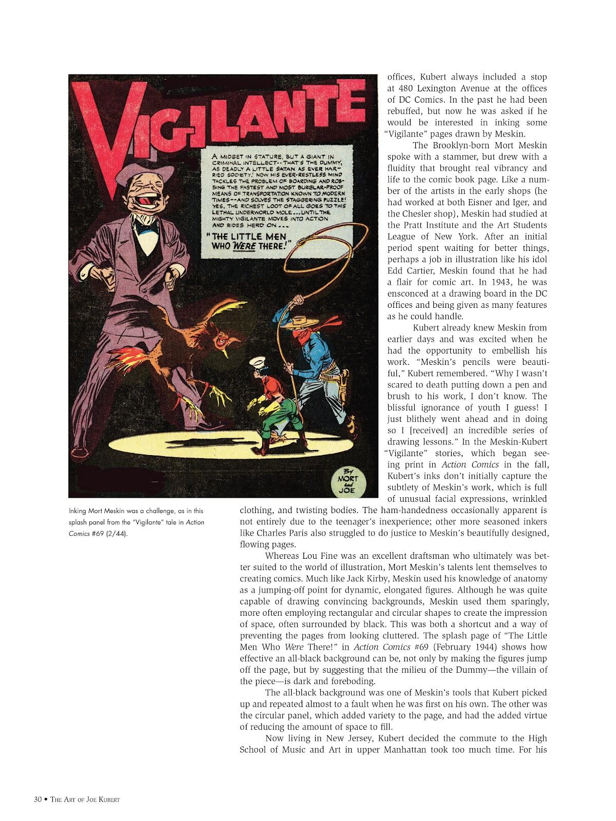 Read online The Art of Joe Kubert comic -  Issue # TPB (Part 1) - 29