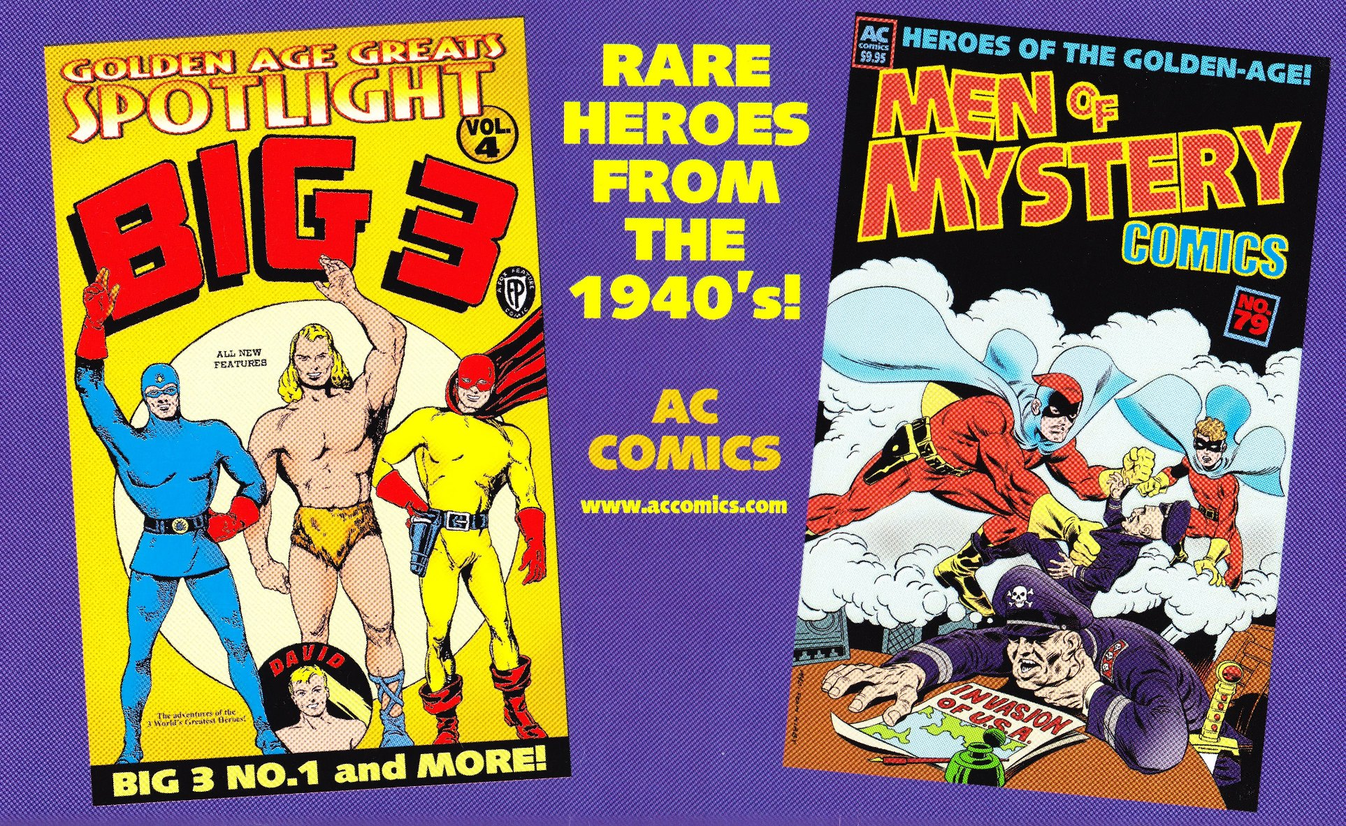 Read online Men of Mystery Comics comic -  Issue #77 - 68