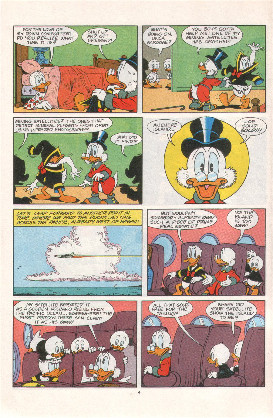 Read online Uncle Scrooge (1953) comic -  Issue #276 - 6