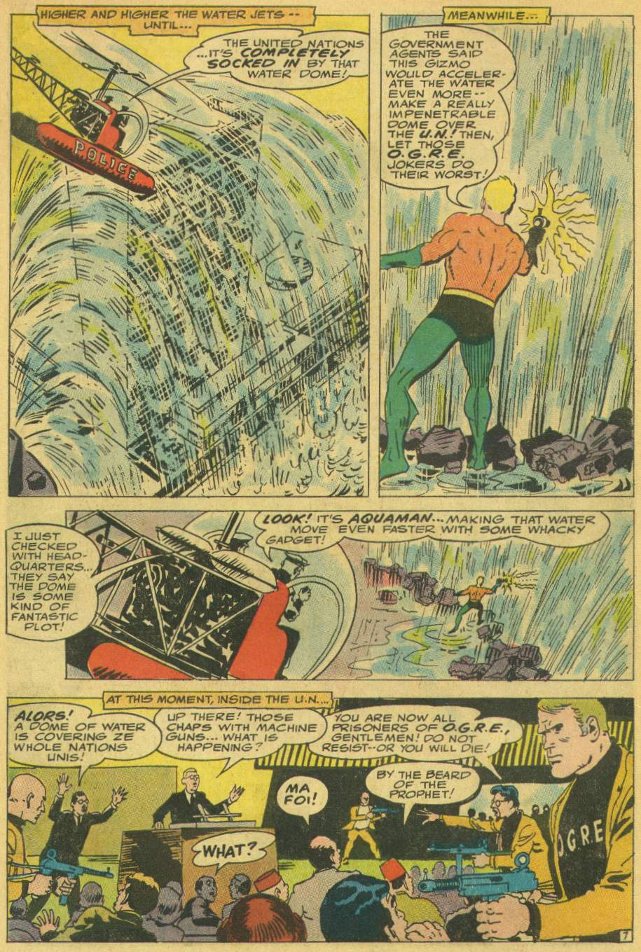 Read online Aquaman (1962) comic -  Issue #31 - 10