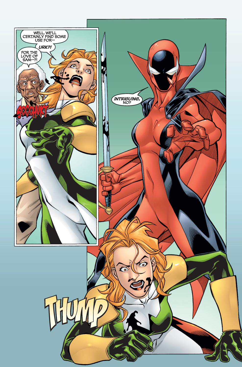 Alpha Flight (2004) issue 5 - Page 11