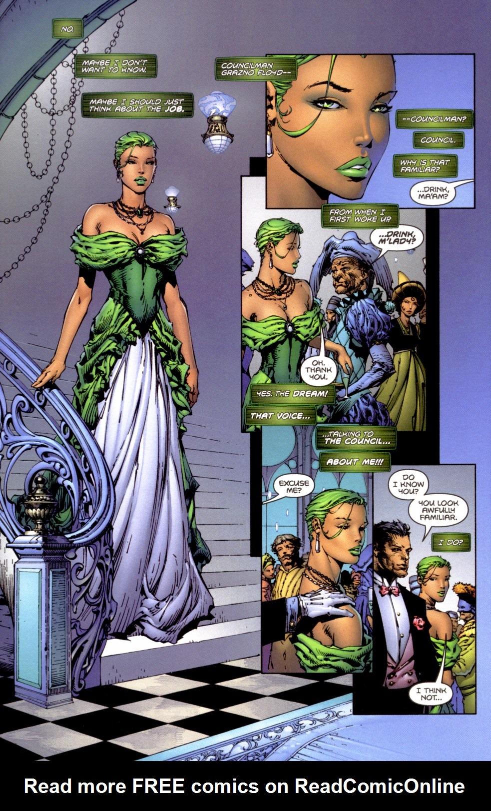 Read online Aphrodite IX (2000) comic -  Issue #1 - 17