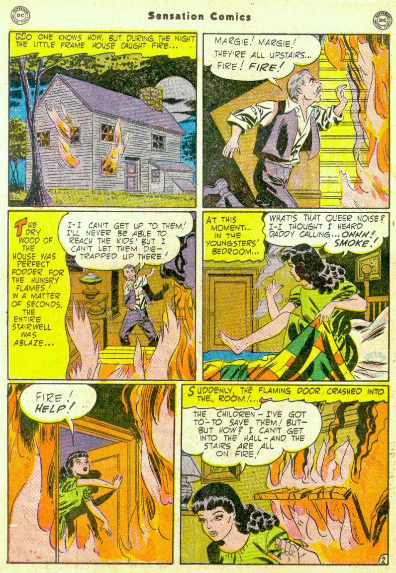 Read online Sensation (Mystery) Comics comic -  Issue #98 - 30