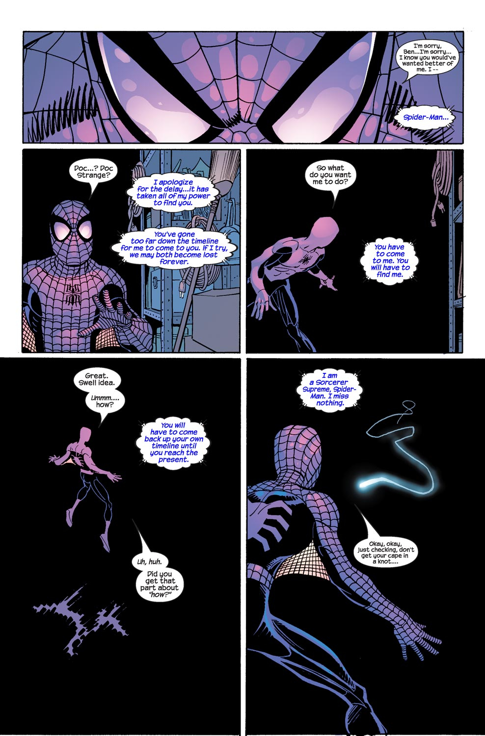 The Amazing Spider-Man (1963) 500 Page 10