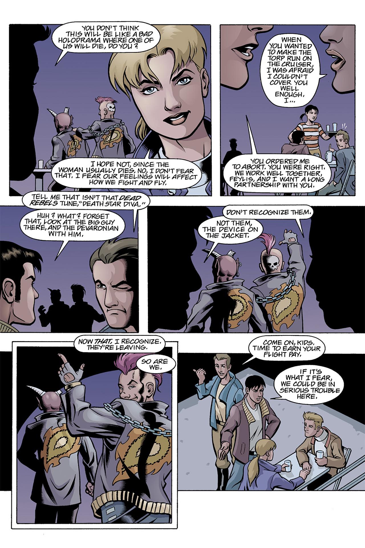 Read online Star Wars Omnibus comic -  Issue # Vol. 3 - 215