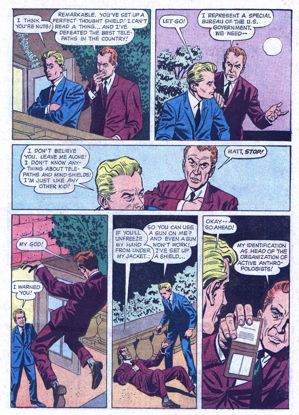 Four Color Comics issue 1330 - Page 7
