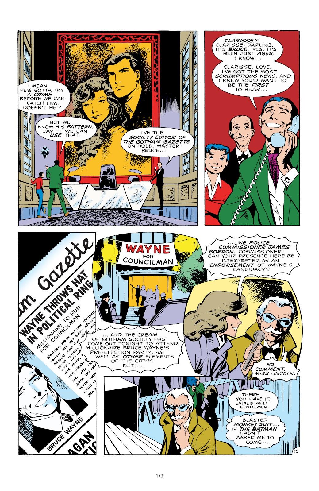 Read online Detective Comics (1937) comic -  Issue # _TPB Batman - The Dark Knight Detective 1 (Part 2) - 73