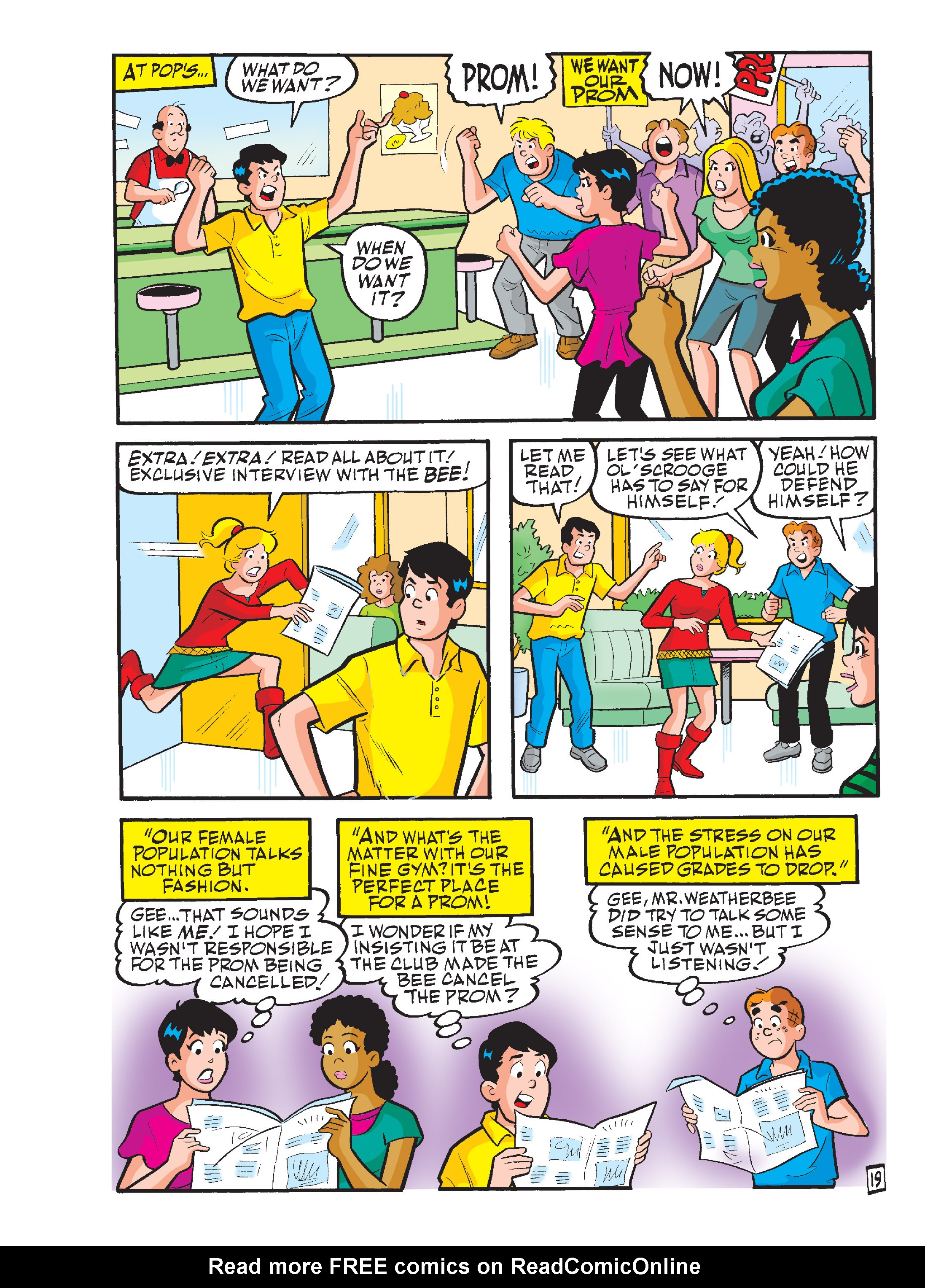 Read online Archie Giant Comics Collection comic -  Issue #Archie Giant Comics Collection TPB (Part 2) - 3