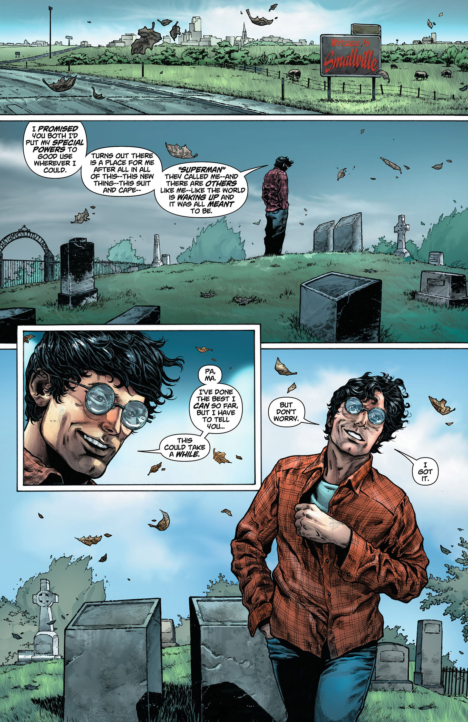 Read online Action Comics (2011) comic -  Issue #8 - 27