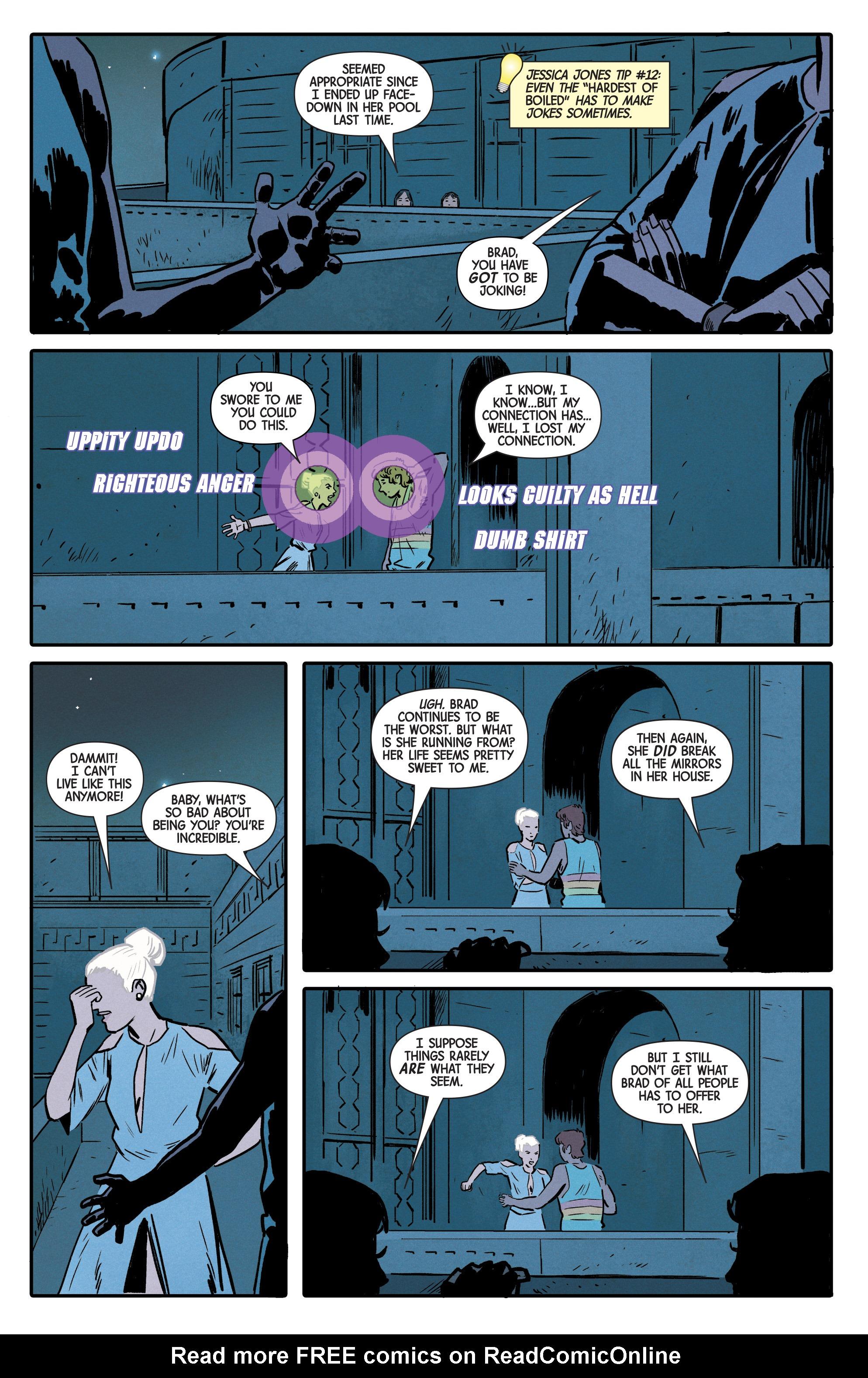 Read online Hawkeye (2016) comic -  Issue #6 - 9
