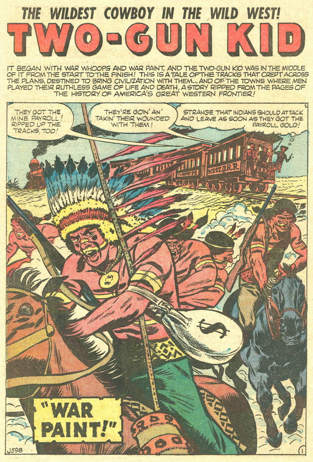 Read online Two-Gun Kid comic -  Issue #32 - 28