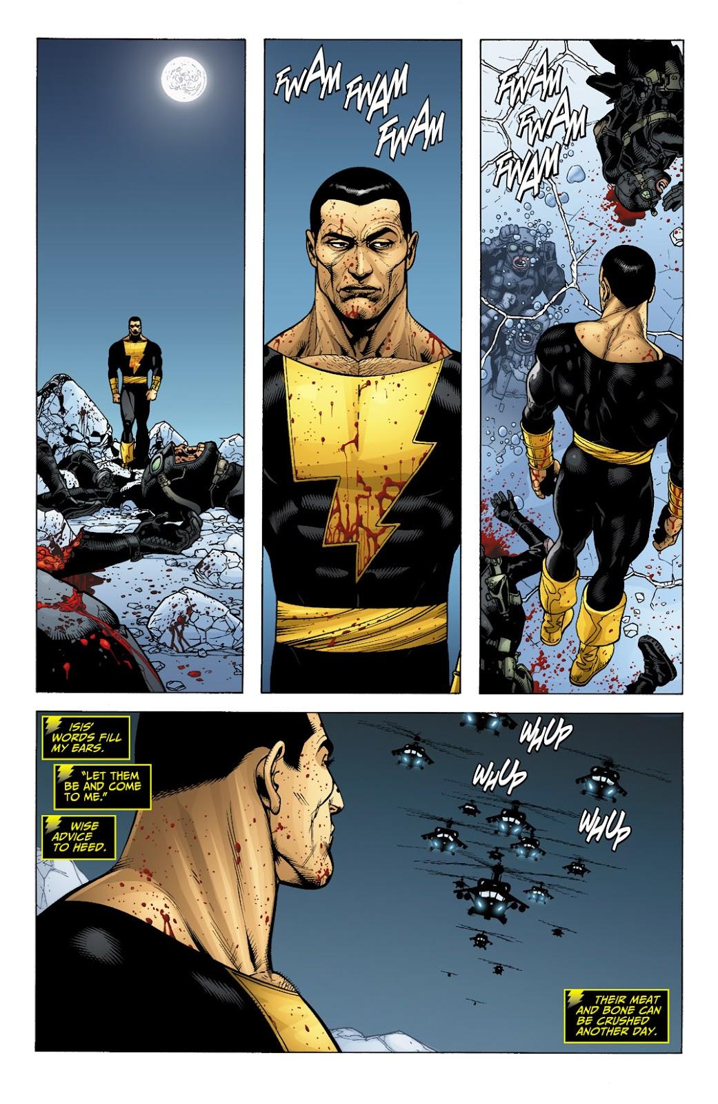Black Adam: The Dark Age issue 6 - Page 5