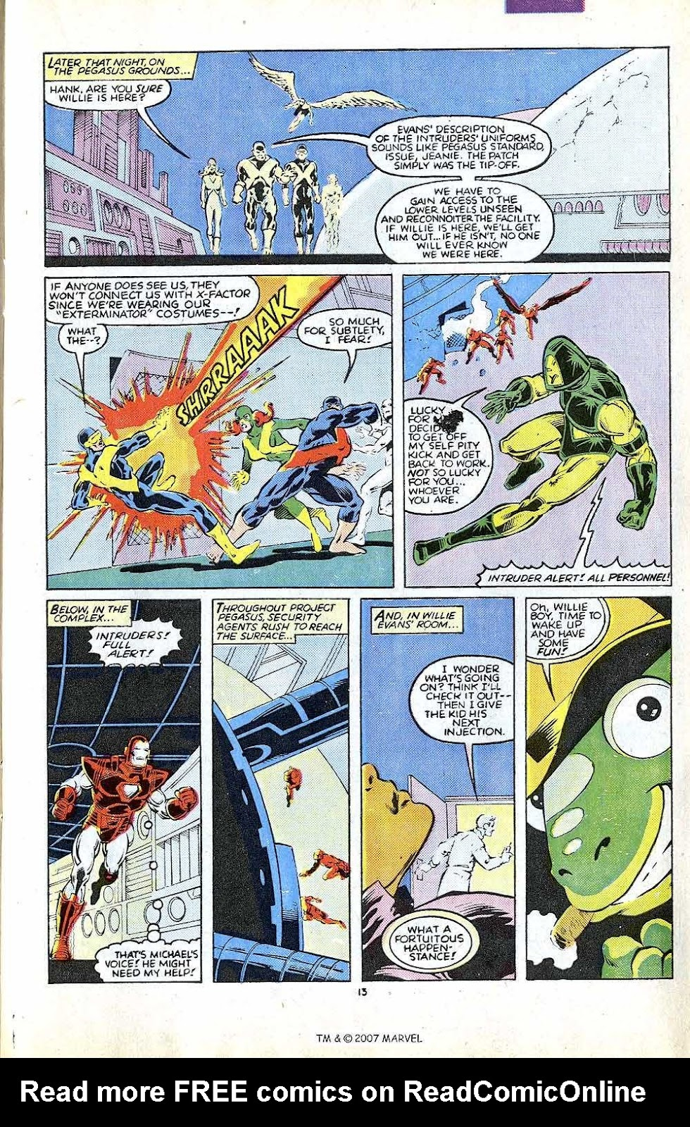 Iron Man Annual issue 8 - Page 19