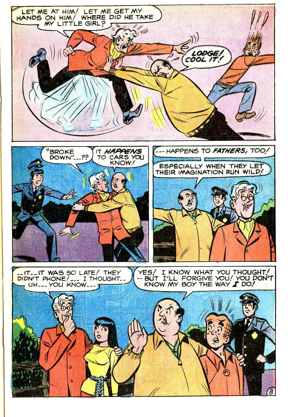 Read online Archie (1960) comic -  Issue #215 - 21