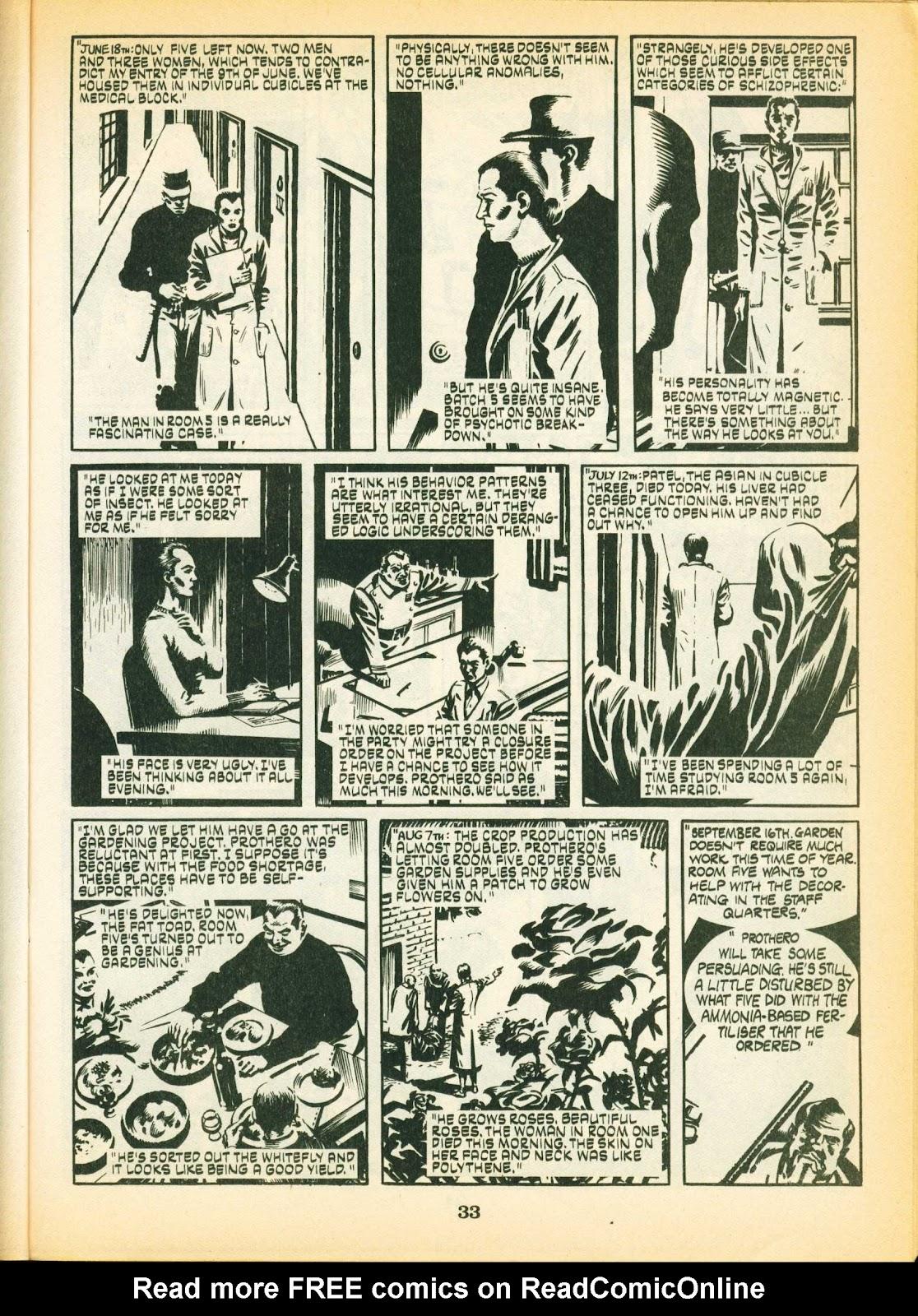 Warrior Issue #11 #12 - English 33