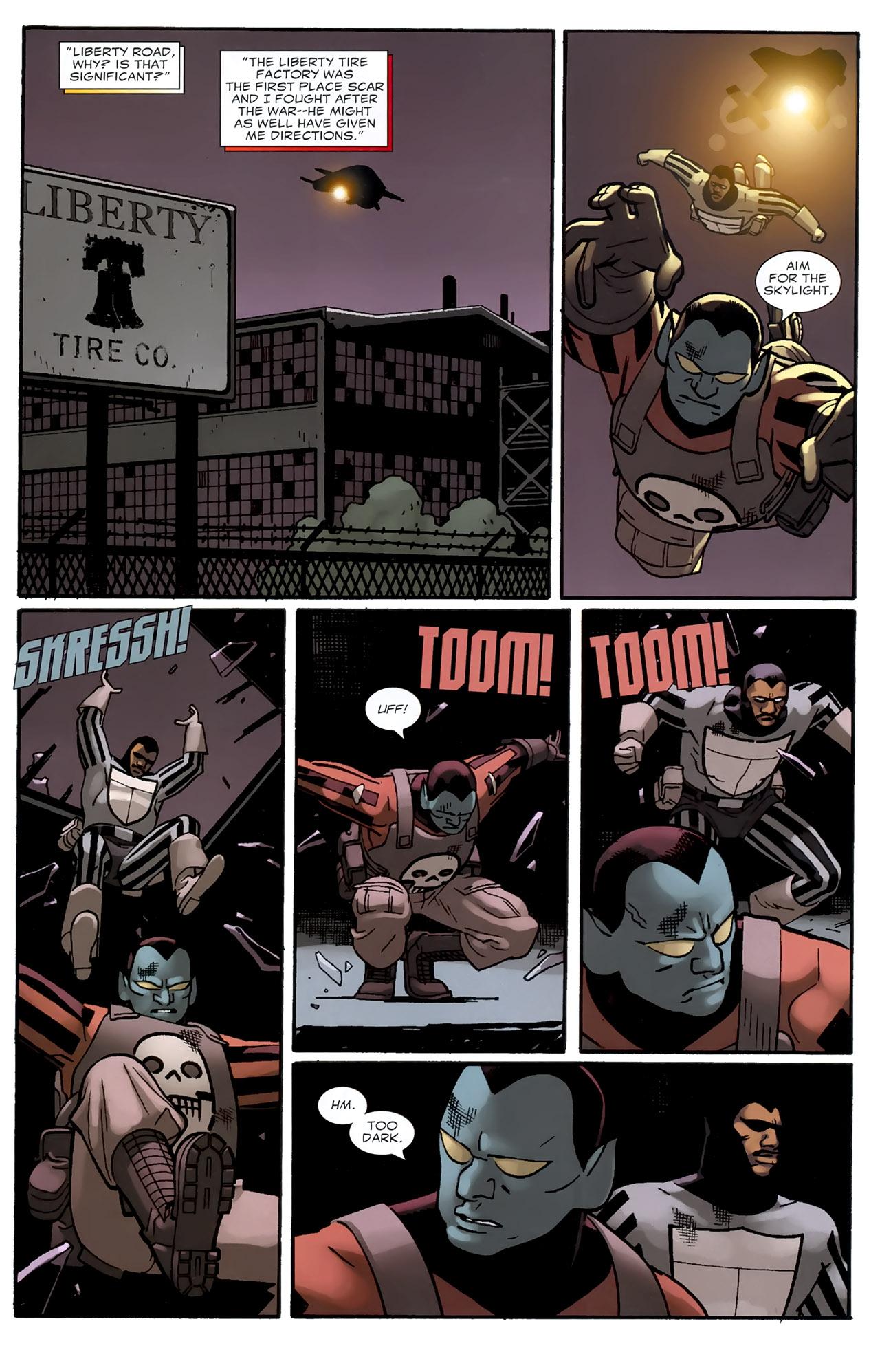 Read online Destroyer comic -  Issue #3 - 9