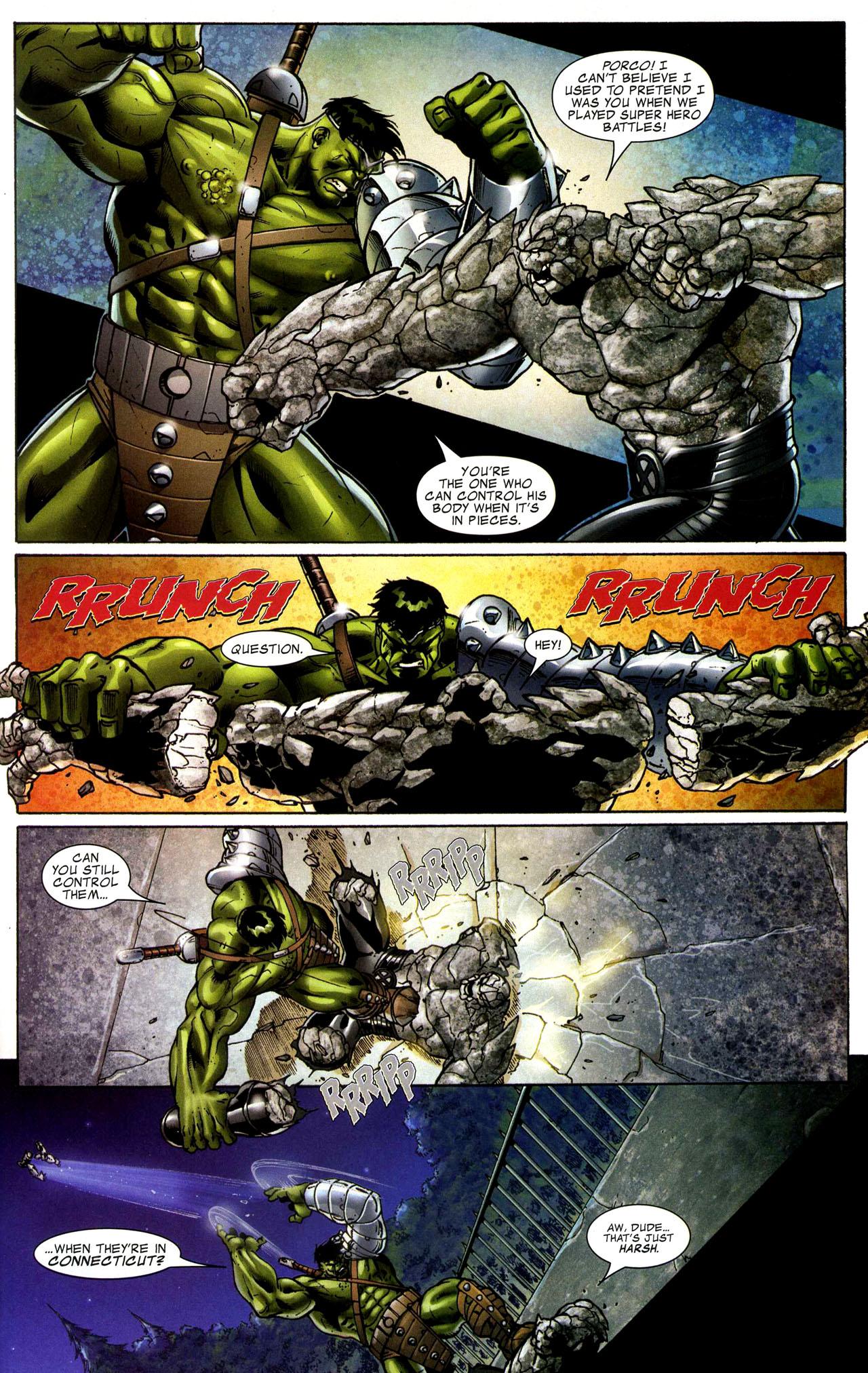Read online World War Hulk: X-Men comic -  Issue #1 - 16