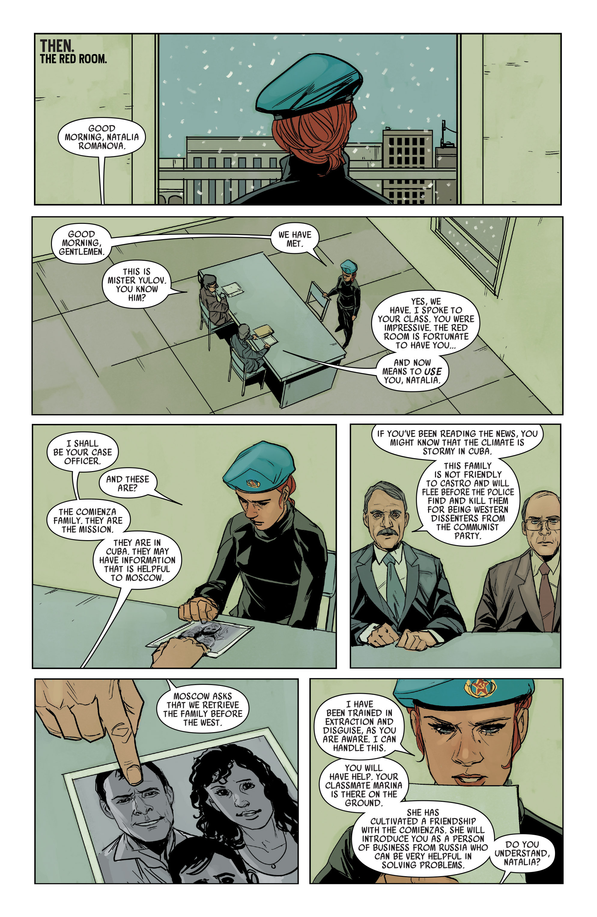 Read online Secret Wars: Last Days of the Marvel Universe comic -  Issue # TPB (Part 1) - 218
