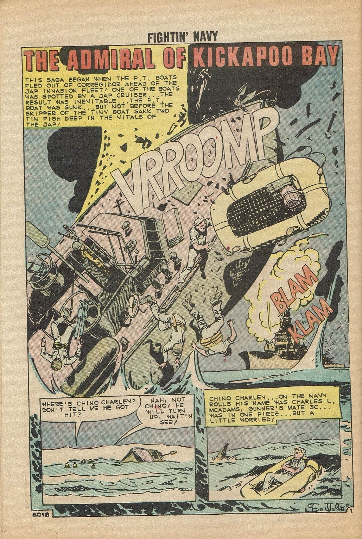 Read online Fightin' Navy comic -  Issue #91 - 26