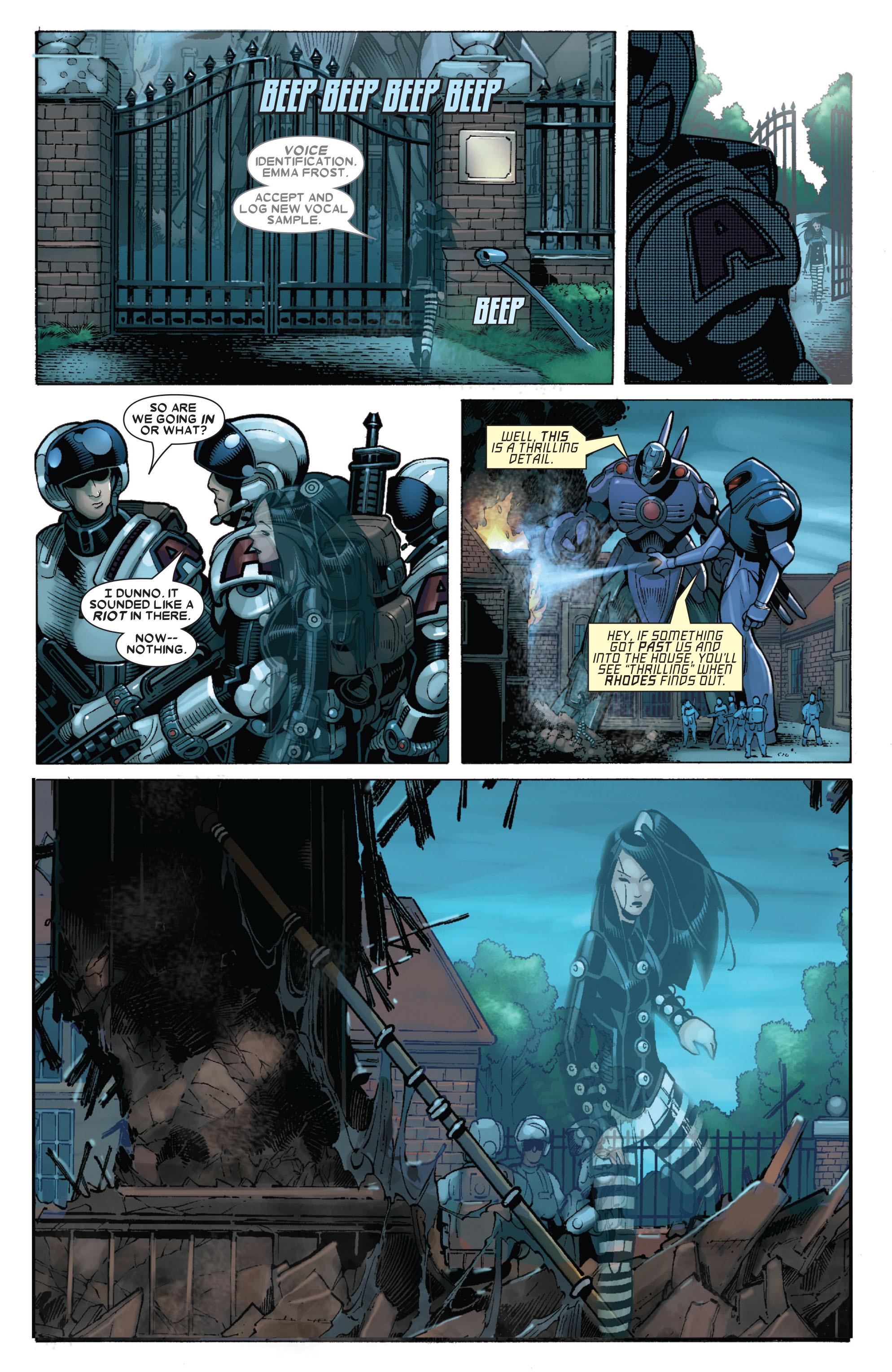 X-Men (1991) 190 Page 14